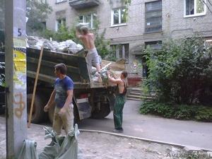 Вынос и вывоз любого хлама из квартиры,дома,гаража - Изображение #1, Объявление #1356851