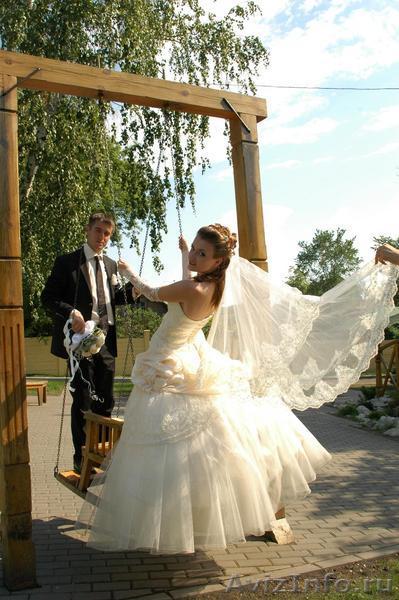 продам свадебное платье в ульяновске - Изображение #4, Объявление #74175