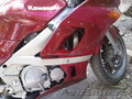 мотоцикл Kawasaki ZZR-400