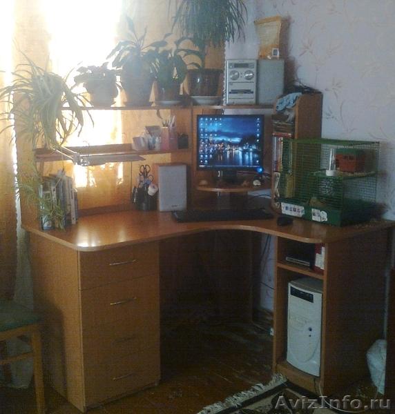 Продам угловой письменно-компьютерный стол ульяновск slanet.