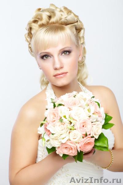свадебные прически и макияж в ульяновске