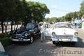 Ретро автомобили на свадьбу: ГАЗ 21 Волга