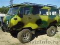 Тюнинг автомобилей УАЗ для охоты,   рыбалки и туризма