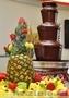 Шоколадный фонтан от Шоко-Барокко