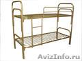 Армейские кровати ,металлические одноярусные кровати, кровати для лагеря - Изображение #5, Объявление #900485