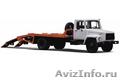 Аренда эвакуатора ГАЗ 3307
