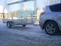 Прицепы для снегоходов,  квадроциклов МЗСА